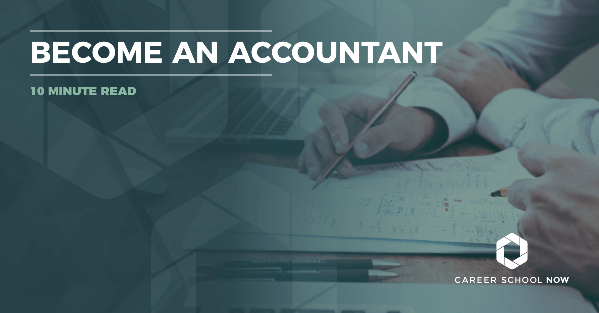 How to become an accountant--education, career, and salary information