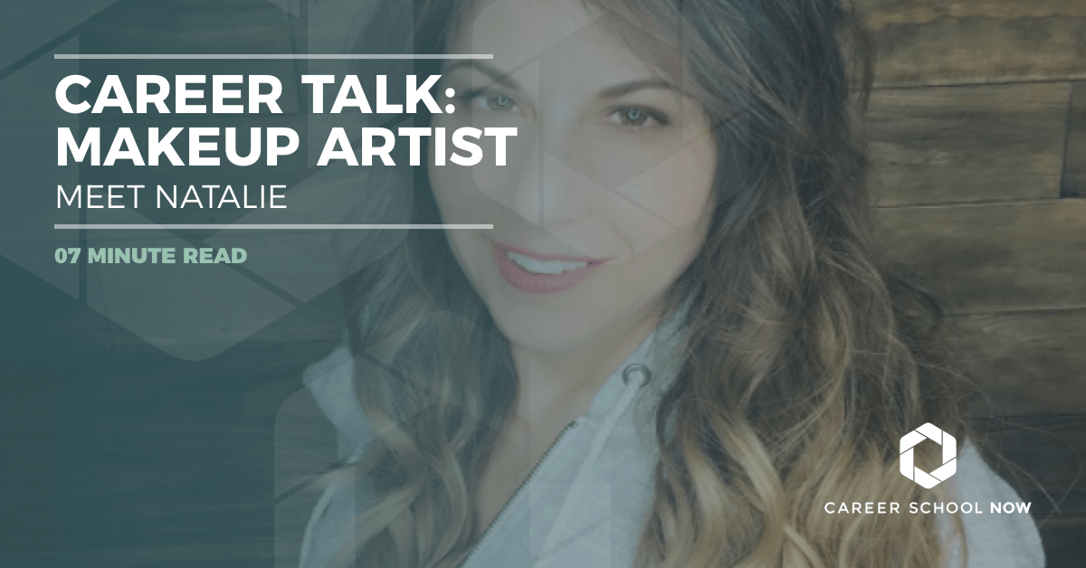 Expert interview makeup artist--find out what it's really like to be a makeup artist