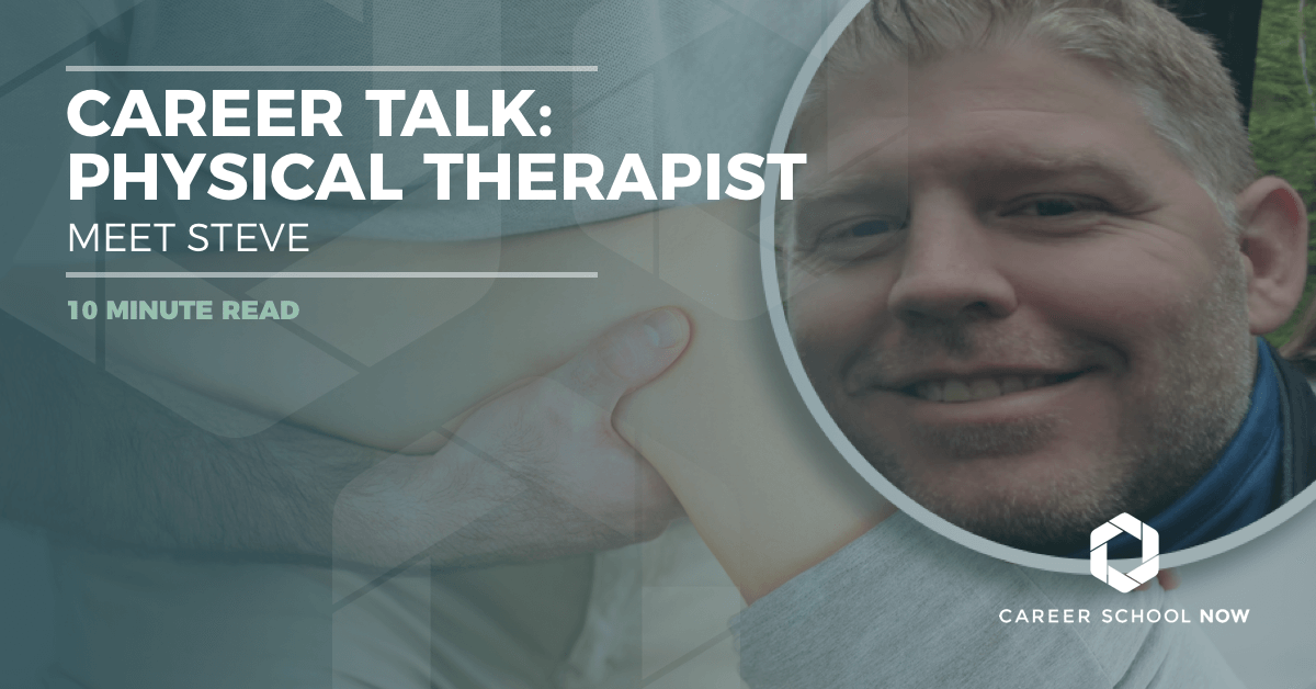 Expert interview physical therapy--learn about what being a physical therapist is really like