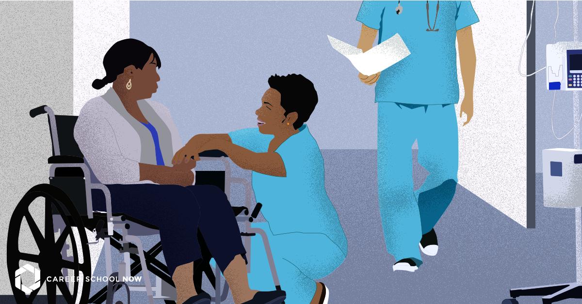 Different types of nursing careers