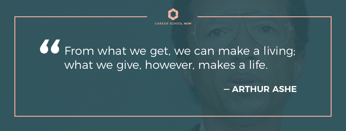 arthur ashe quote-learn about becoming a pharmacist