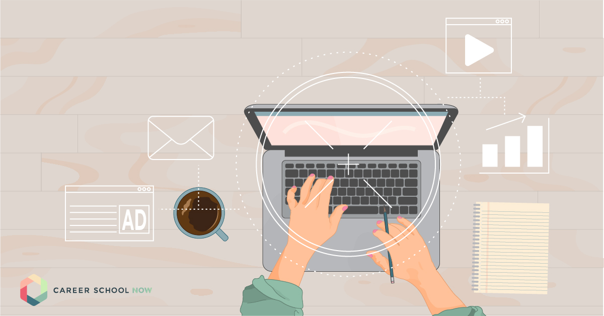 Types of careers in digital marketing