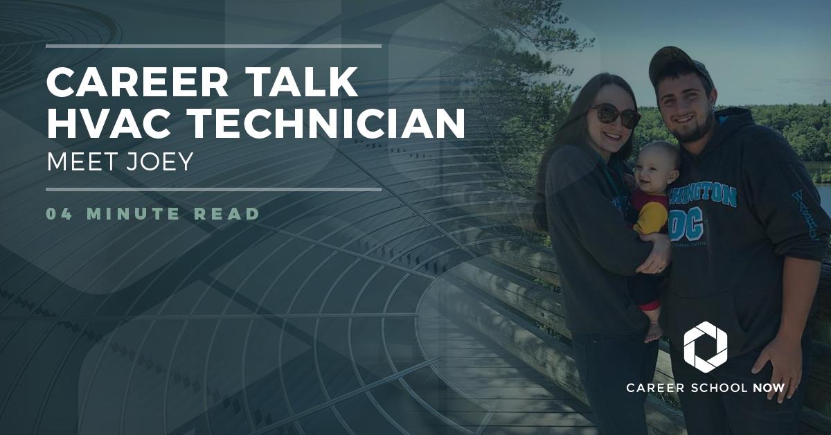 Career Talk With an HVAC Technician