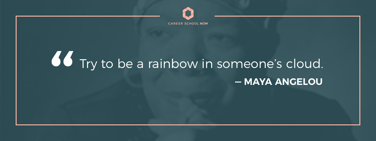 maya angelou quote-what is an emt