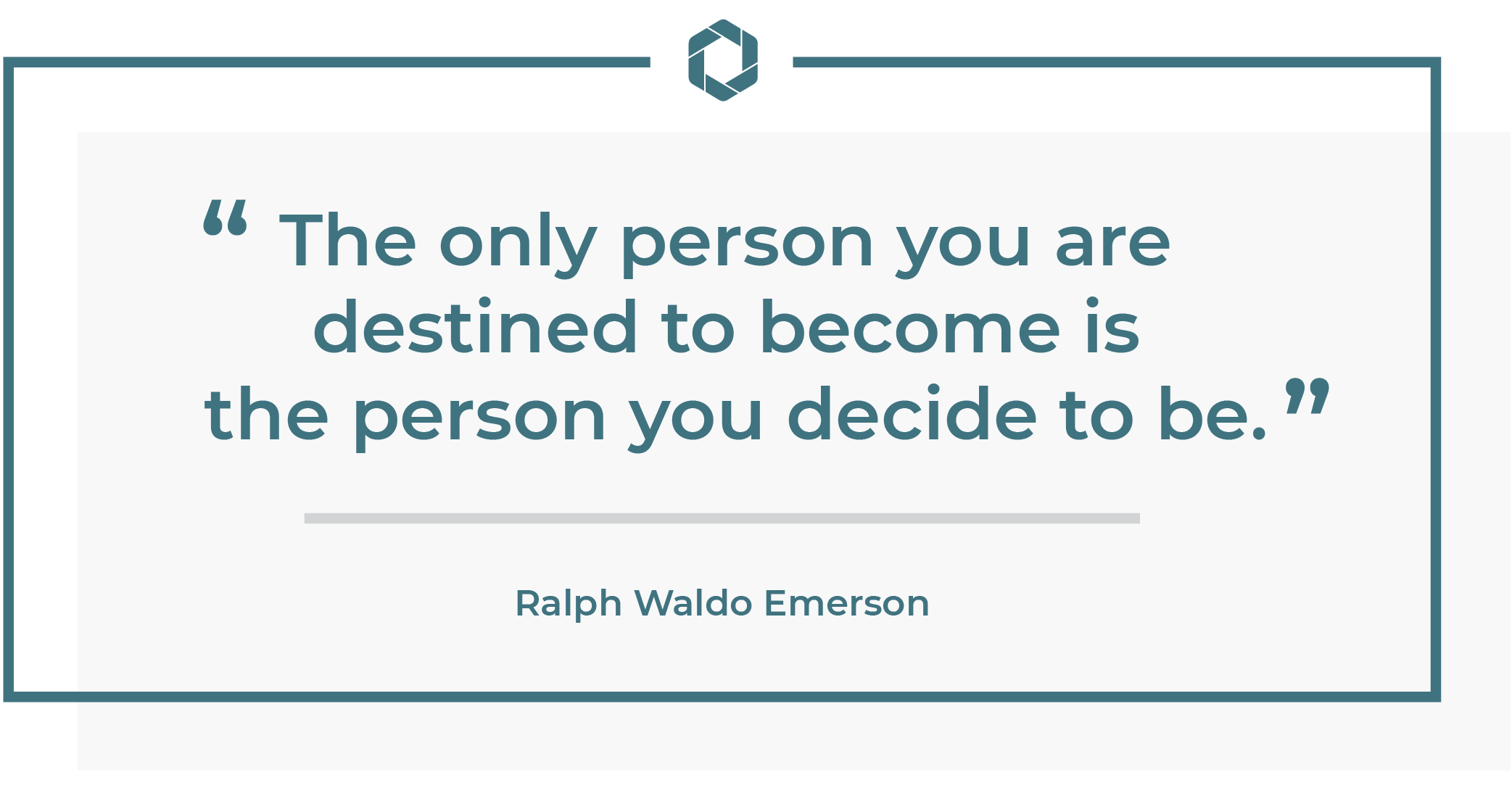 Ralph Waldo Emerson quote-Learn how to become an acupuncturist
