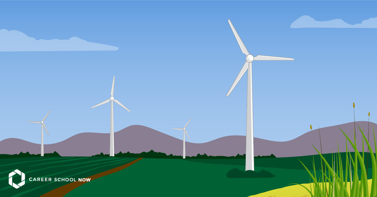 A Career as a Wind Turbine Tech